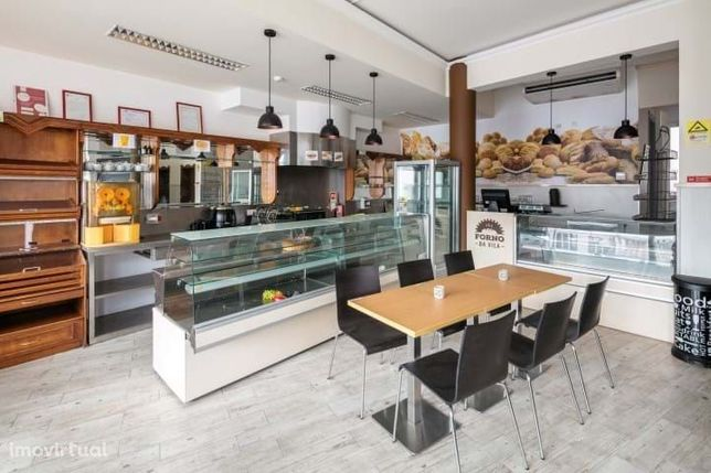 Pastelaria/Café na Praia da Luz