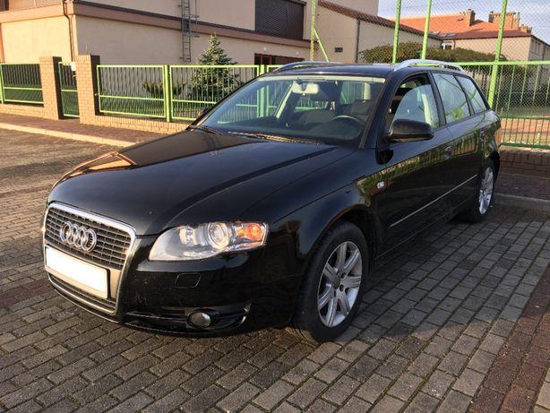 Audi A4 2007r 2.0 140 KM Ksenon