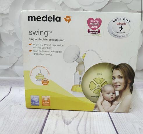 Молоковідсмоктувач електричний двофазний Medela Swing Flex