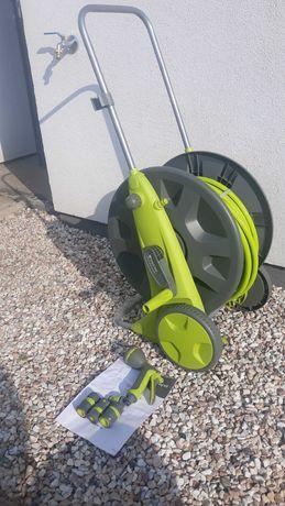 Wąż ogrodowy na wózku z pistoletem verve 40 M !!!
