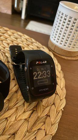 Zegarek sportowy Polar M400 z GPS + sensor tętna