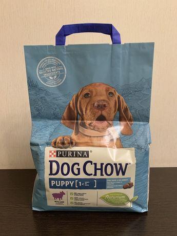 Dog Chow Puppy сухой корм для щенков 2,5кг