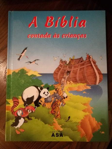 A Bíblia contada às crianças