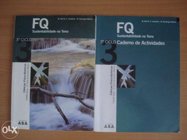 Livro Ciências Físico-Químicas 3º Ciclo