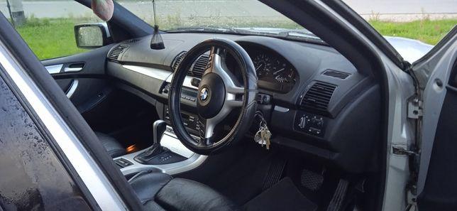 BMW X5 e53. 3.0d Anglik