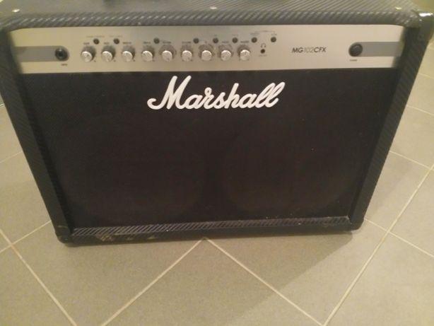 Marshall MG 102 CFX combo / kombo gitarowe wzmacniacz 100W footswitch