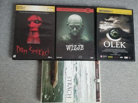 Filmy horror thriller  sierociniec strach dom śmierci