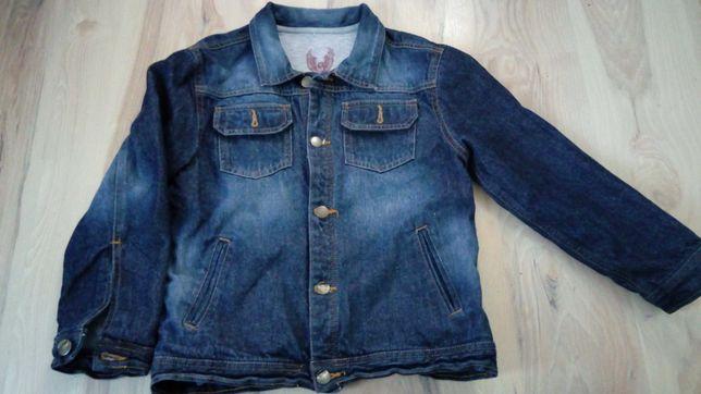 Kurtka jeansowa Cherokee 9/10 lat, r.140 cm