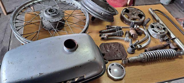 Sprzedam zestaw części komar romet simson wsk motorynka