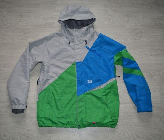 GIVI Volcom 10к мембрана сноубордическая L лыжная XL куртка в идеале