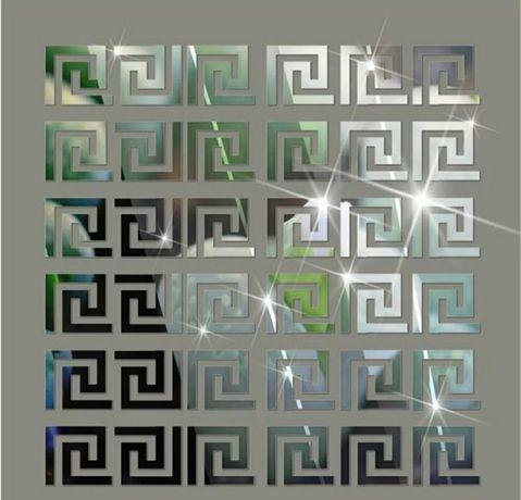 Зеркальный интерьер