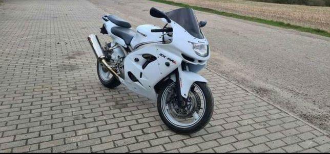 Kawasaki ninzya 600