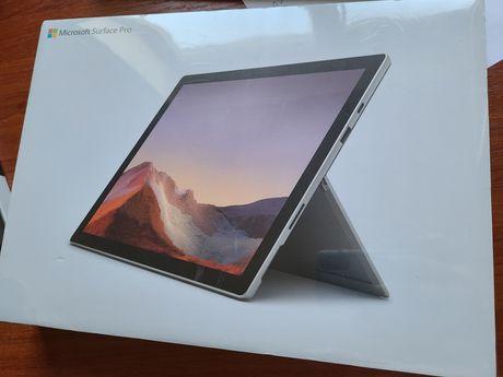 Microsoft Surface Pro 7 i7 16gb/256gb platinum/black