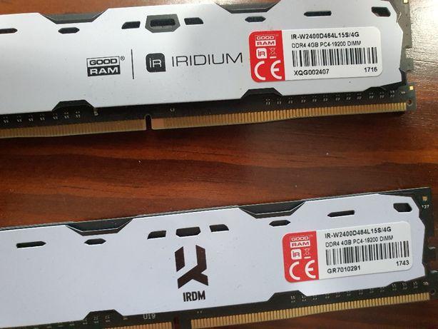 Pamięć DDR 4 Goodram Gaming IR 8gb 2400mhz