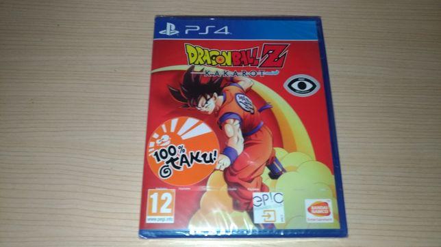 Dragon Ball Z Kakarot para Ps4 / Ps5 - Novo