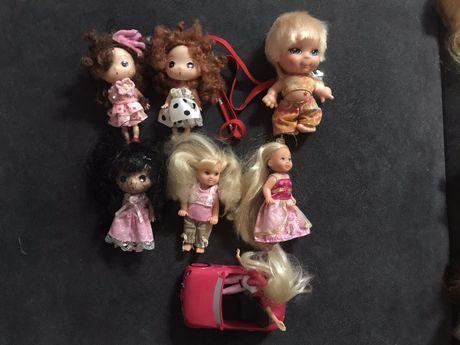 Фирменные куколки куклы