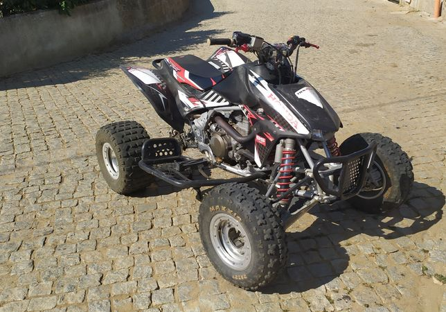 Honda TRX 450 Er