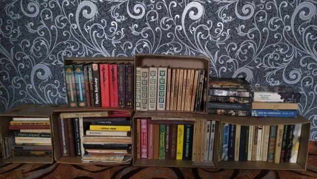 Книга, домашняя библиотека (100 книг за 1000 гривен)