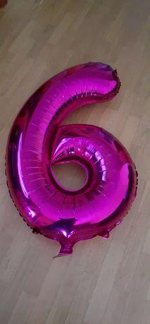 Balão  grande 6 anos