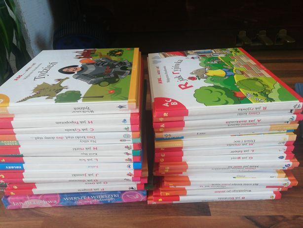 Brzechwa wiersze+Literki - zestaw książek dla dzieci