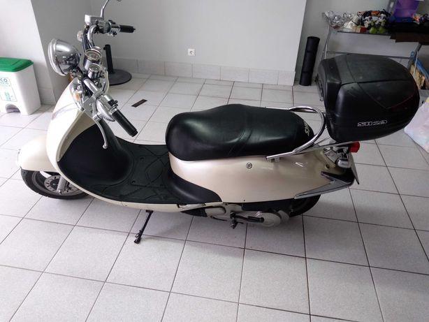 Vendo Scooter SYM ALLO 125