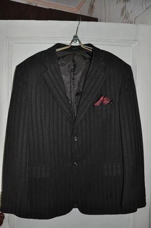 чоловічий костюм розмір 62