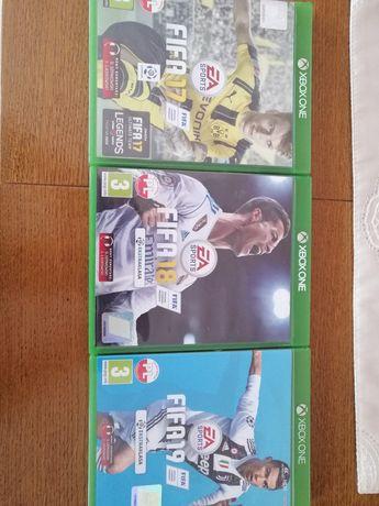 FIFA 17 18 19 Xbox one