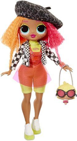 Игровой набор с куклой L. O. L. Surprise серии O. M. G. - ЛЕДИ-НЕОН