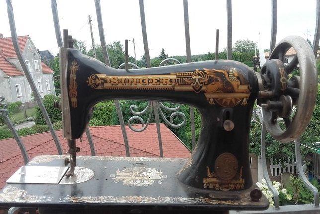 Stara maszyna do szycia SINGER
