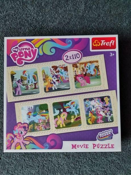 Trefl Puzzle Kucyki Ponny