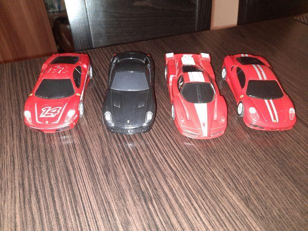 Samochody Ferrari  v power
