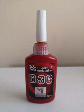 Klej uszczelniacz Chester molecular B36, 50ml, 10 szt.