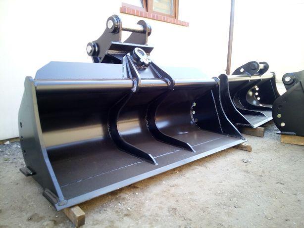 Łyżka skarpowa 0,6m3 hydrauliczna PRODUKCJA.7300zł NETTO