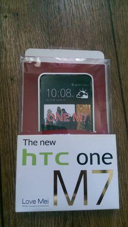 Алюминиевый бампер Love Mei для HTC One Dual Sim 802w/802d