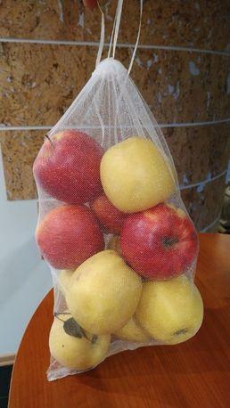 Эко сетка, эко мешок, экомешочек, торбочка, сетка для овощей и фруктов
