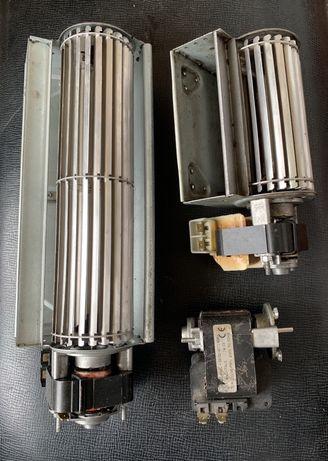 Мотор вентилятор COPREL к холодильникам и витринам, беличье колесо