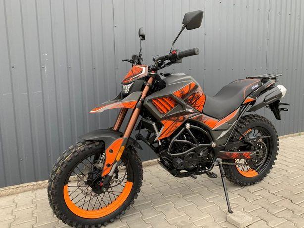 Мотоцикл TEKKEN 250 LONCIN /Lifan/Shineray/Musstang/Fada/KOVI