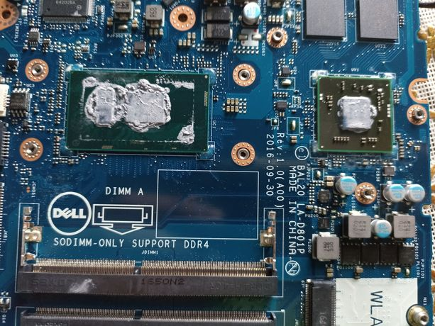 Zamienię części do laptopa Dell Inspiron 15