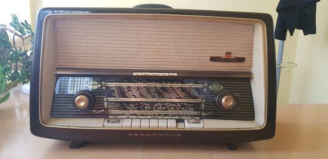 Radio lampowe Normende Parsifal