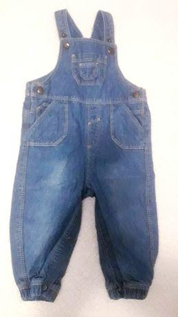 Комбинезон джинсовый. Комбинезон детский.