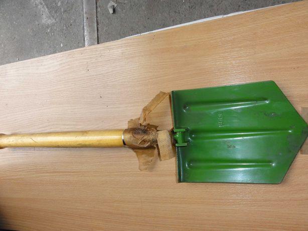 Łopata składana saperka długość 60cm podstawa 20x15 do ogrodu lub inne