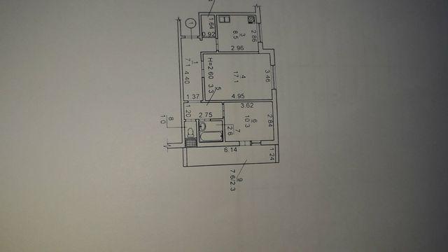 Продаю 2 х комнатную квартиру Намыв.