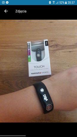 Opaska smartwatch tom tom czarna fitness nowa