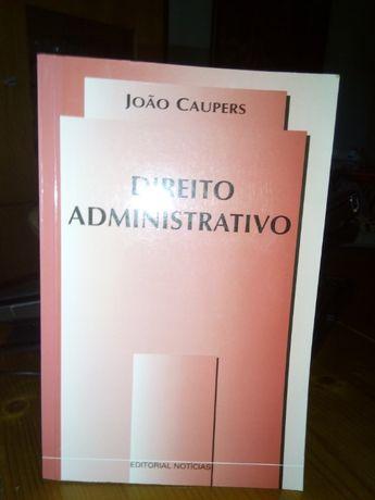 """Livro Jurídico """"Direito Administrativo"""""""