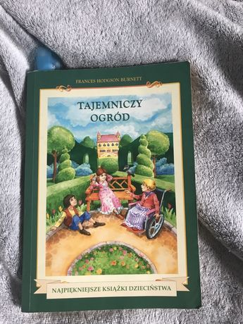 Tajemniczy Ogród lektura