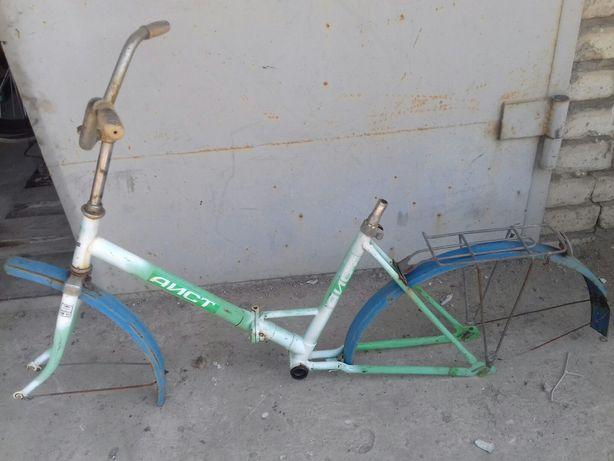 Рама велосипеда Аист Салют