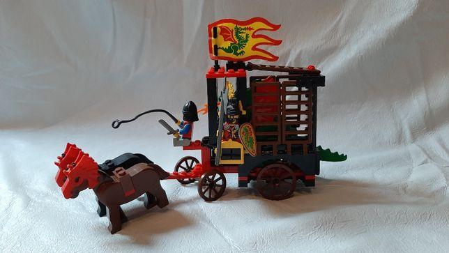 Lego 6065 Castle Dragon Wagon