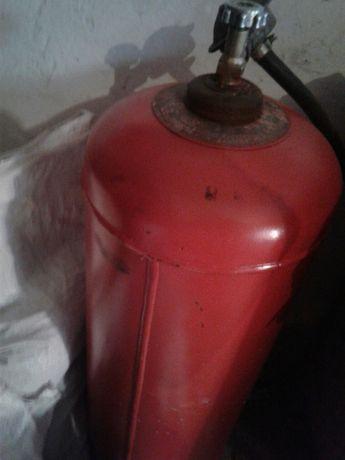 Газовый балон для плиты
