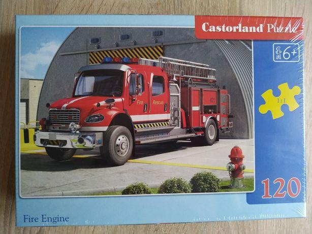 Puzzle straż pożarna