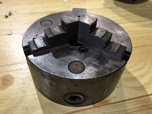 Токарный патрон 160 мм. Польский